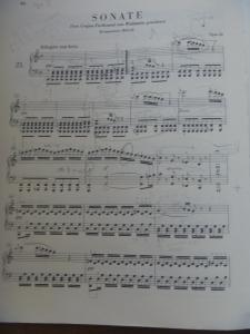 ベートーヴェン ピアノ・ソナタ 第21番 ワルトシュタイン