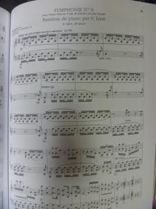 ベートーヴェン/リスト交響曲第9番