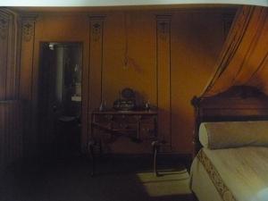 ラヴェルの寝室