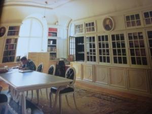 国際モーツァルト財団図書館