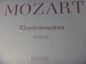 楽譜ヘンレ版