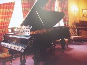 リスト愛用のピアノ