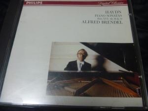 ブレンデル ハイドン CD