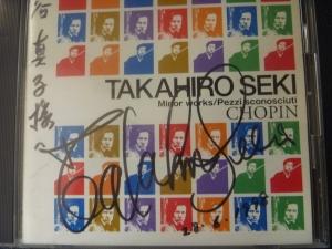 関孝弘先生CD