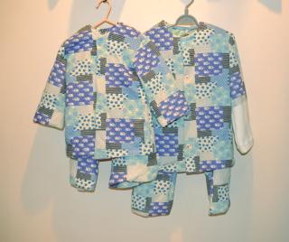 子供たちのパジャマ