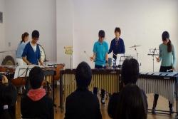 パアcussion quintet