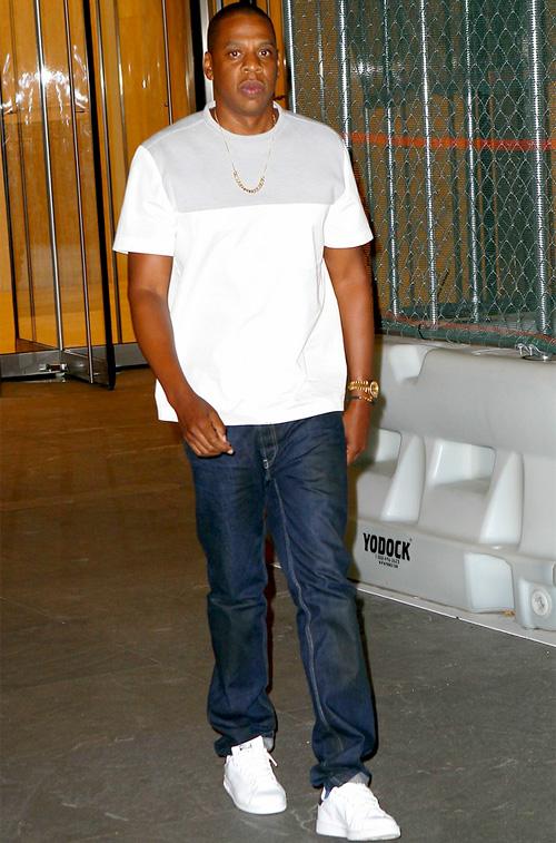ジェイ・Z(Jay-Z):アディダス(Adidas)ロレックス(Rolex)