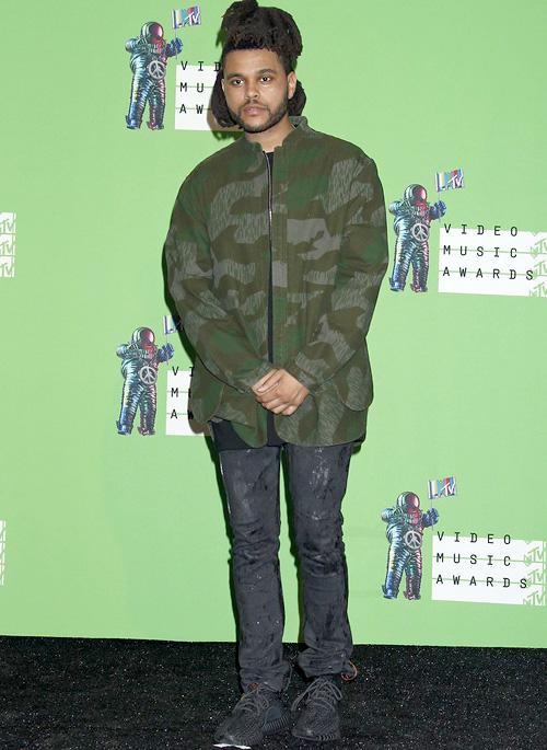 ザ・ウィークエンド(The Weeknd):ミスターコンプリートリー(Mr Completely)/アディダス(Adidas)