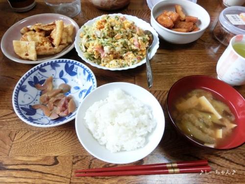 実家のお食事('15.08)_05