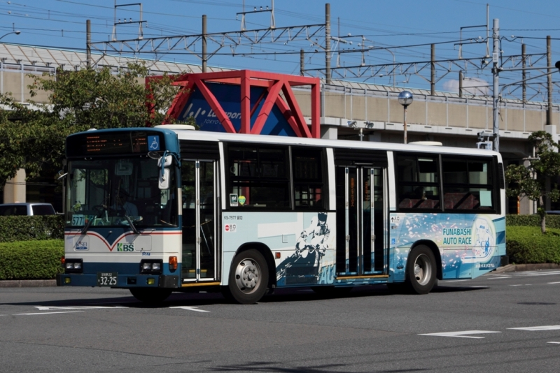 赤モケット。 京成バスシステム ...