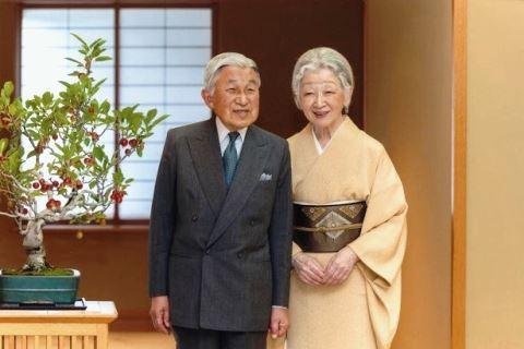 10月20日 皇后陛下81歳に