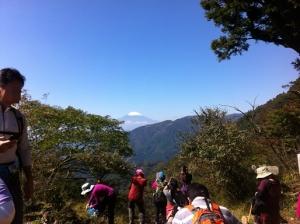 3富士山!