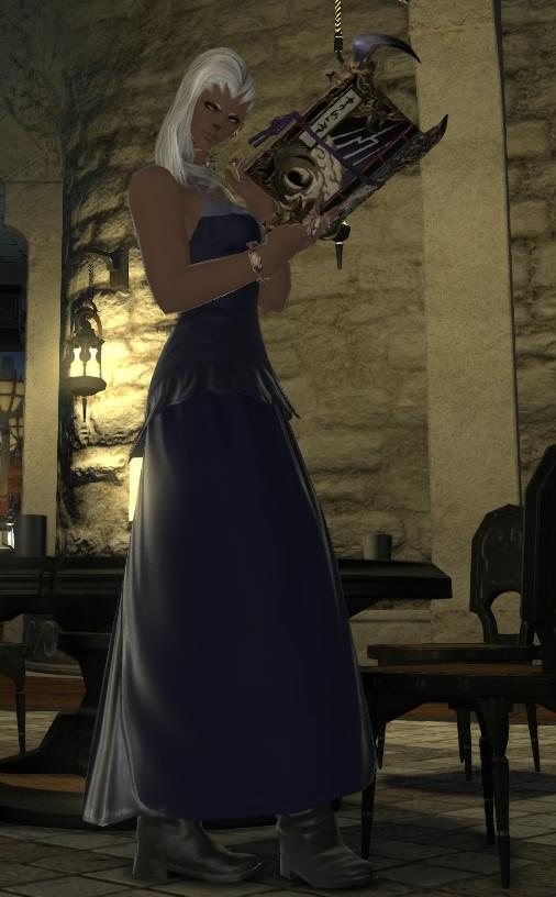 ドレス風1