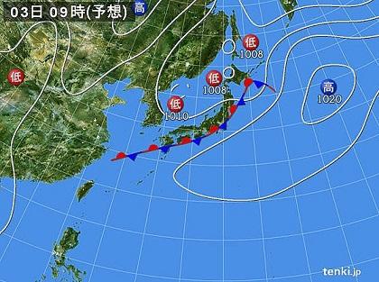 20150831b天気図