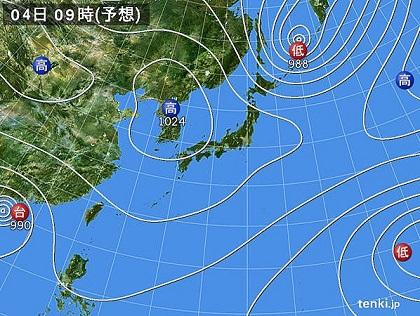 20151002c天気図