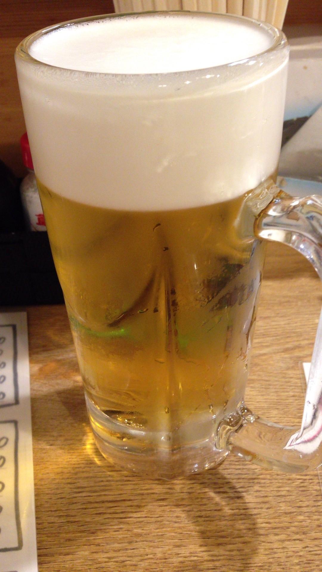 魚猫ビール
