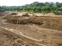 砂利採取場・緑区