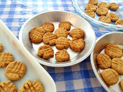 ピーナッツバタークッキー5