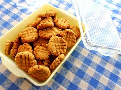 ピーナッツバタークッキー6