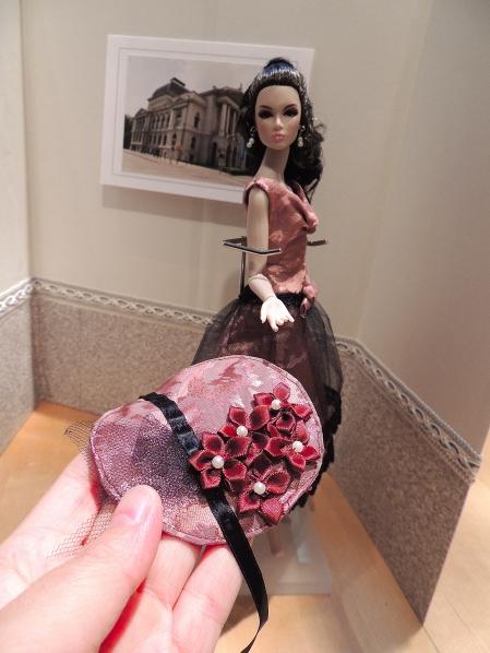 Little Balack Dress 製作