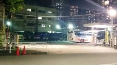 京成バス・東雲車庫