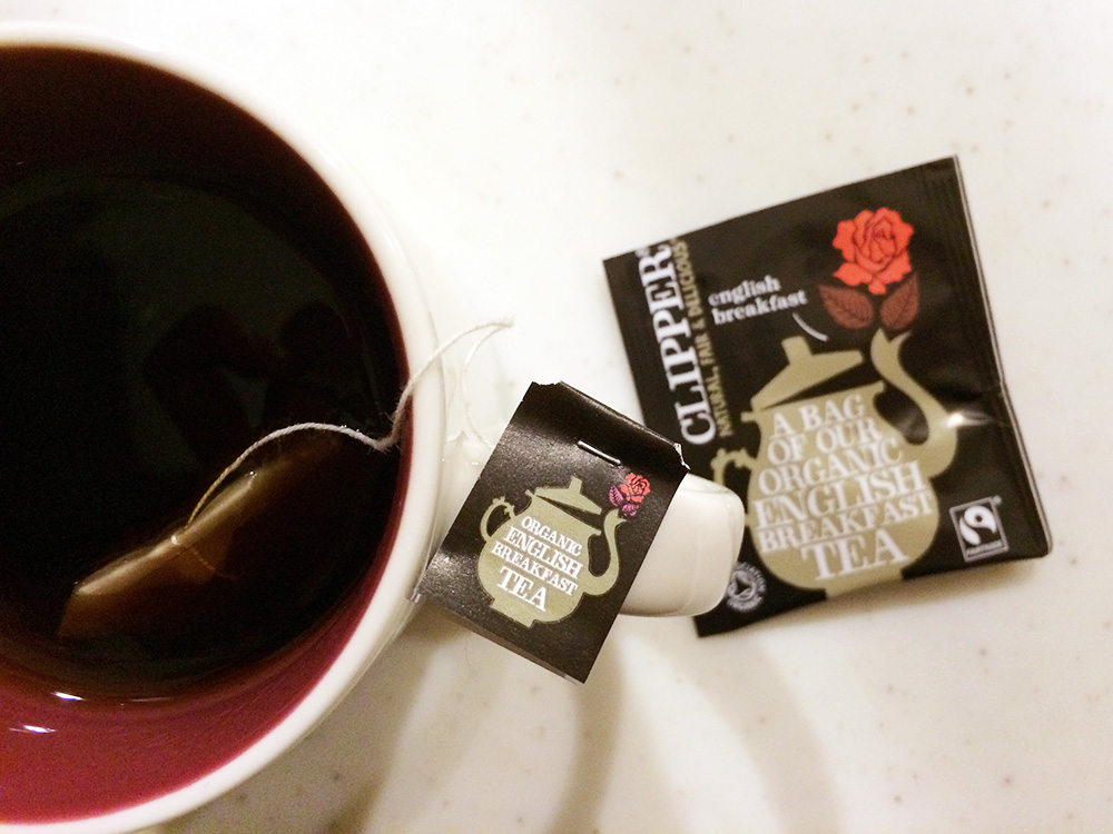 クリッパー 紅茶 ブレックファスト