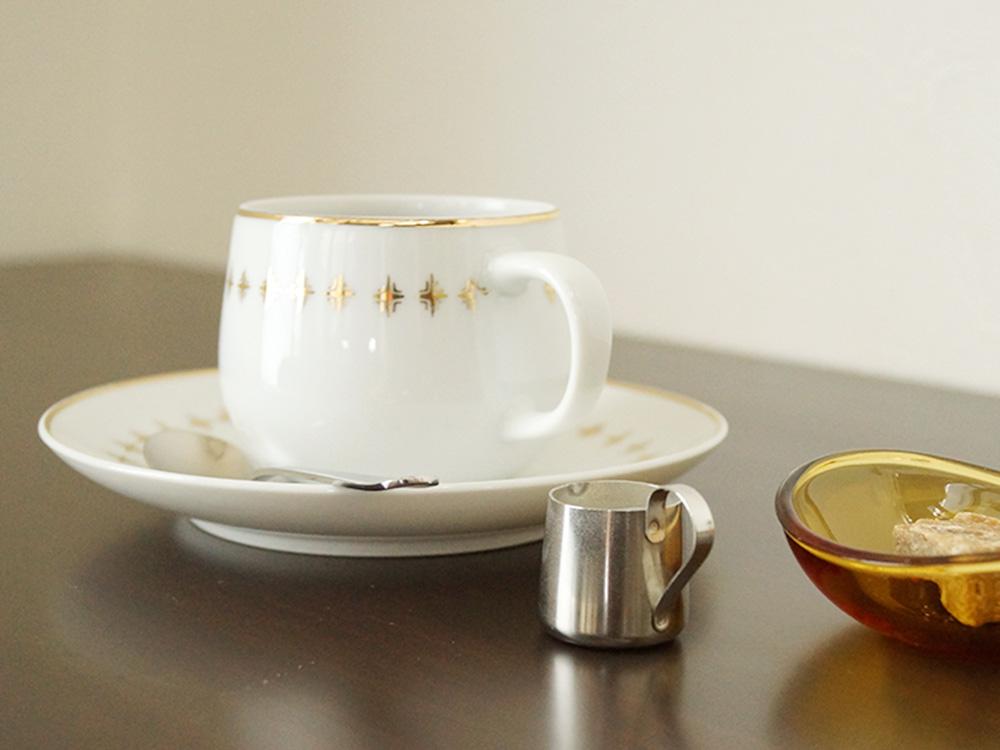 ミルエクラのコーヒーカップについて