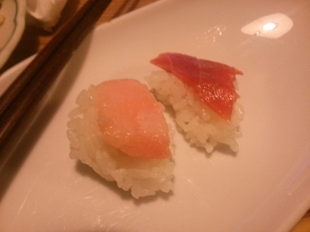大トロ寿司