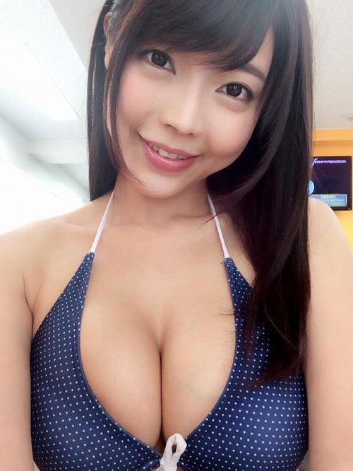 愛島りお水着画像b46