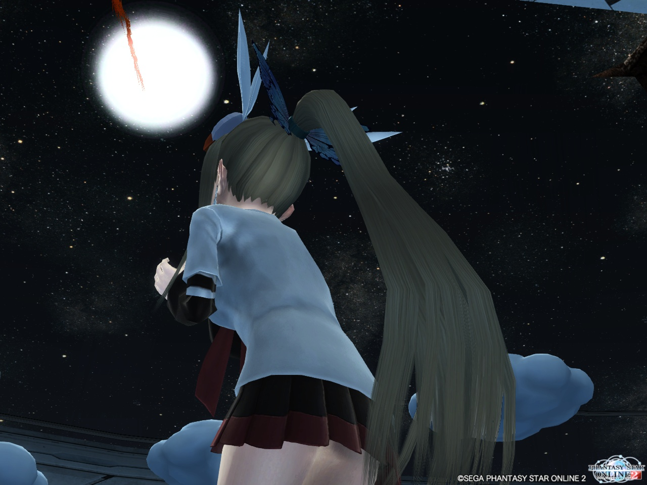 お月見その2