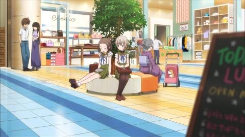 がっこうぐらし! #4 えんそく アニメ実況 感想 評判 画像 反応