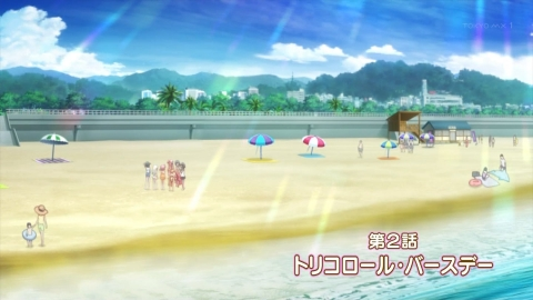 プリズマ☆イリヤ(3) #2 トリコロール・バースデー アニメ実況 感想 評判 画像 反応