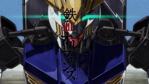 新 鉄血のオルフェンズ #1 鉄と血と アニメ実況 感想 評判 画像 反応