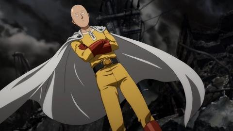 新 ワンパンマン #1 最強の男 アニメ実況 感想 評判 画像 反応