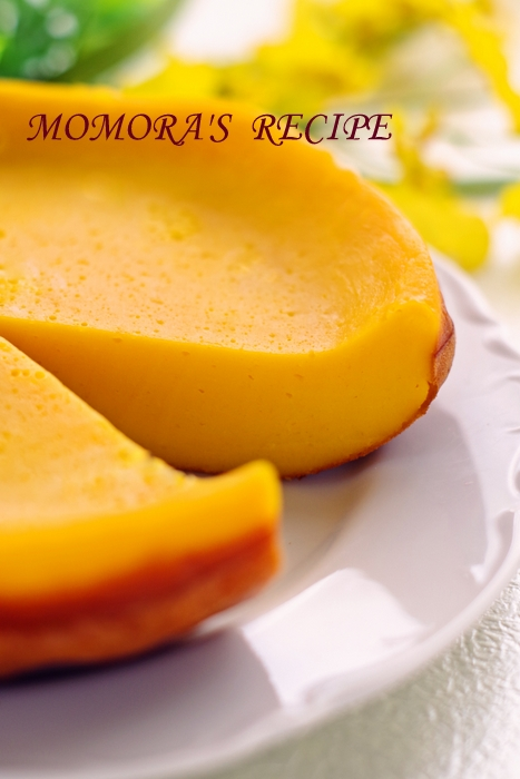 HM炊飯器かぼちゃケーキ (2)