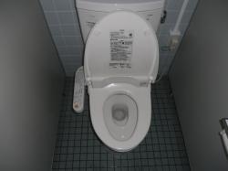 扇沢トイレ