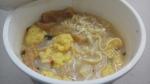 日清食品「カップヌードル シンガポール風ラクサ」