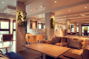 ルームラックスカフェ