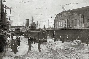 05 300 昭和初期の渋谷駅