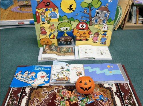 03 500 20151018 Halloween candy books