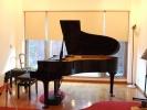 使用ピアノはYAMAHA C5