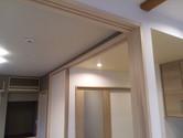 内覧リビング和室天井