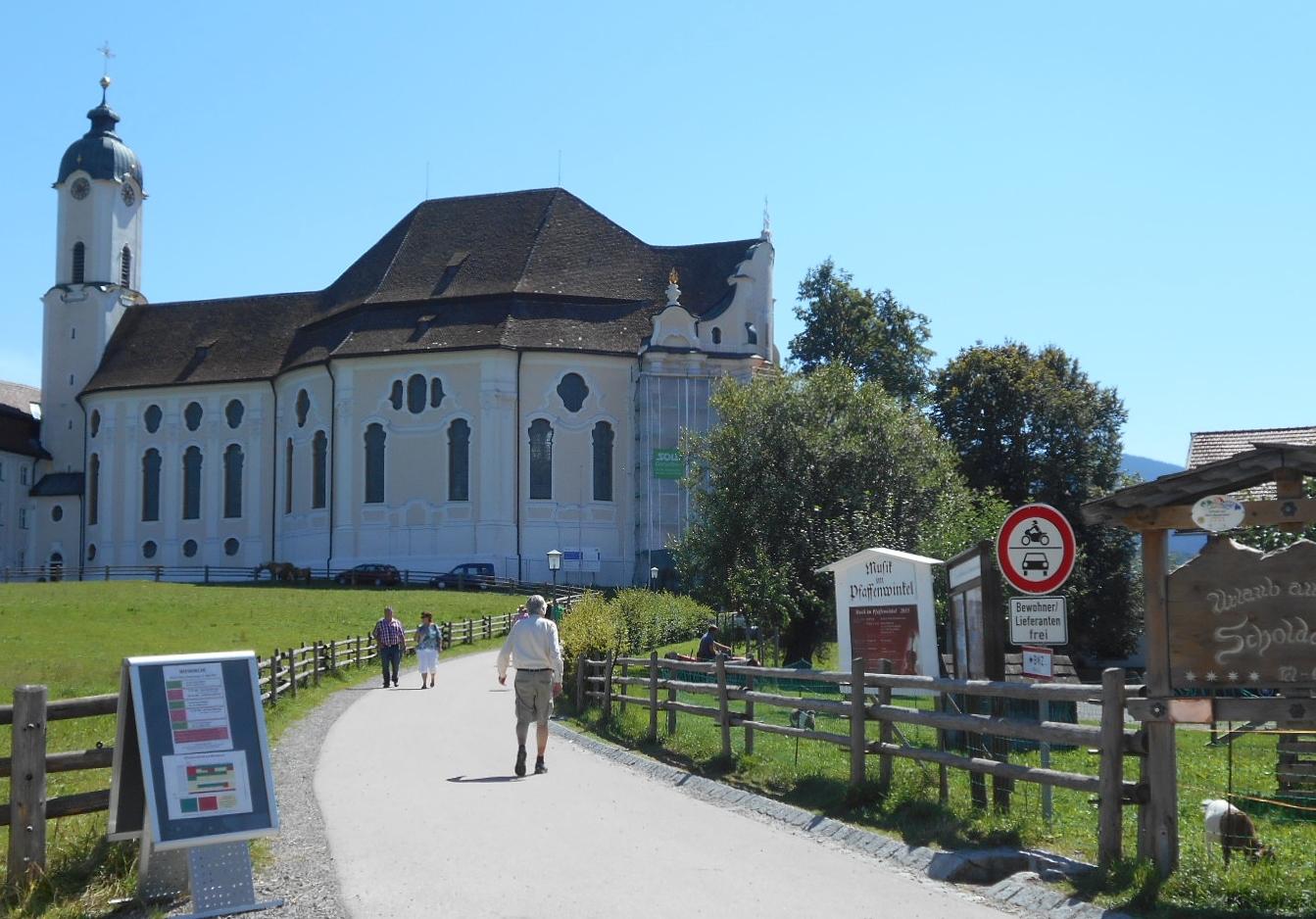 ヴィ―ス教会