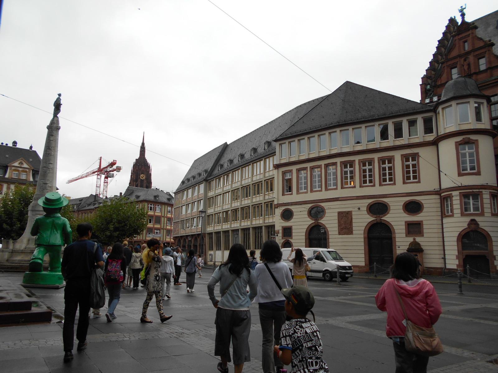 レーマ―広場②