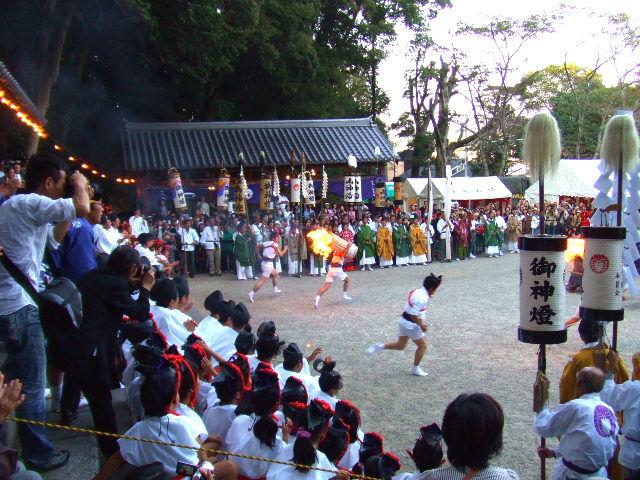 火祭り③ (2)