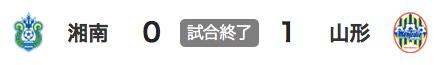 103湘南0-1山形