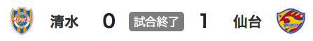 1017清水0-1仙台