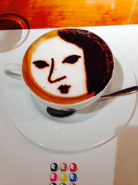よーじやカフェ1