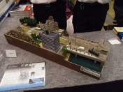 埼玉県立浦和高等学校 鉄道研究会 鉄道模型コンテスト2015