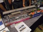 上野学園高等学校 鉄道部 鉄道模型コンテスト2015